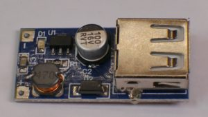 CE8301 based Boost Converter