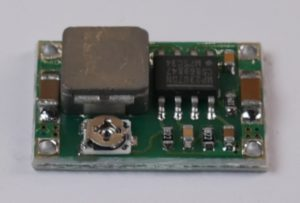 MP2307 based Buck Converter