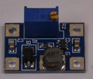 SX1308 based boost converter
